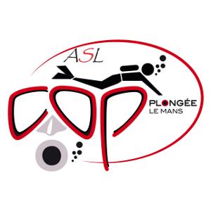 Logo asl cop plongee
